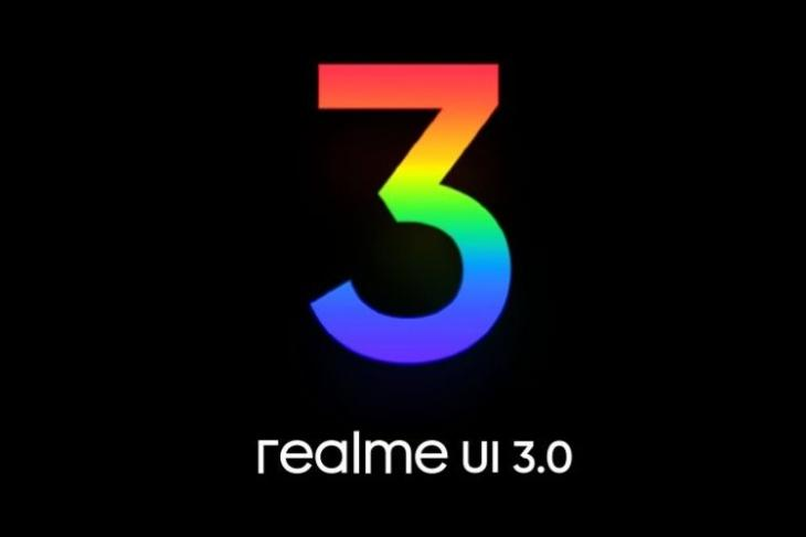 Realme UI 3.0 features and supported devices list