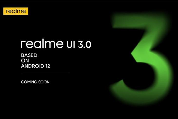 Realme UI 3.0 is coming soon, confirms CEO