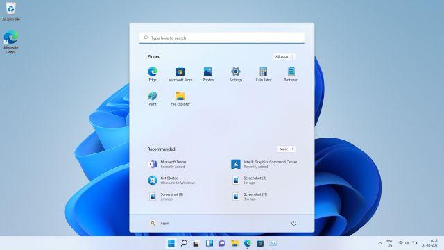 bloatware olmadan Windows 11