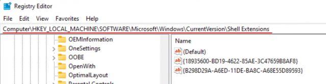Windows 11'de Eski Dosya Gezgini'ni Alın