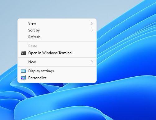 old right-click menu windows 11