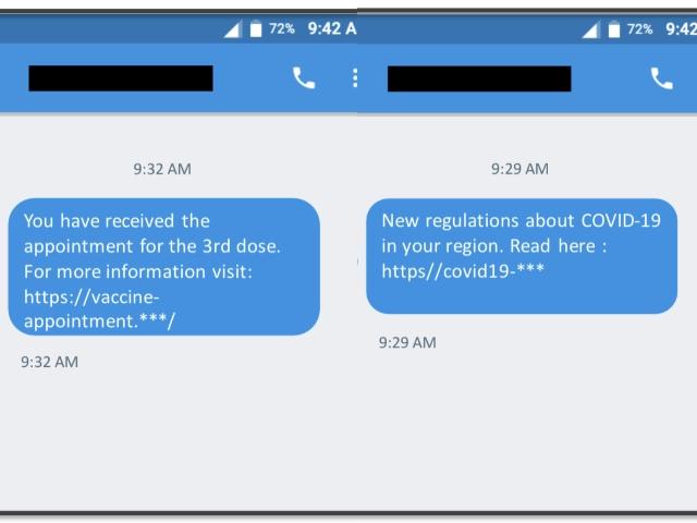 Malware Android Baru Memikat Pengguna untuk Mengklik Tautan Berbahaya Menggunakan Pesan COVID-19