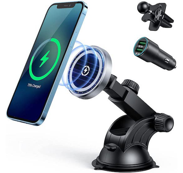 UUTO Magnetic Car Wireless Charger