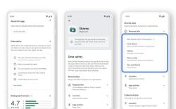 Google Will Start Showing a New Data Safety Section for Apps on the Play Store from February 2022