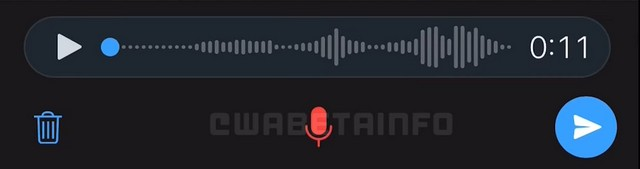 WhatsApp Akan Segera Membiarkan Anda Menjeda Rekaman Suara Anda di Android, iOS;  Inilah Cara Kerjanya