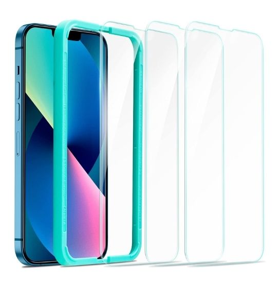 ESR Tempered-Glass Screen Protector (3 Pack)