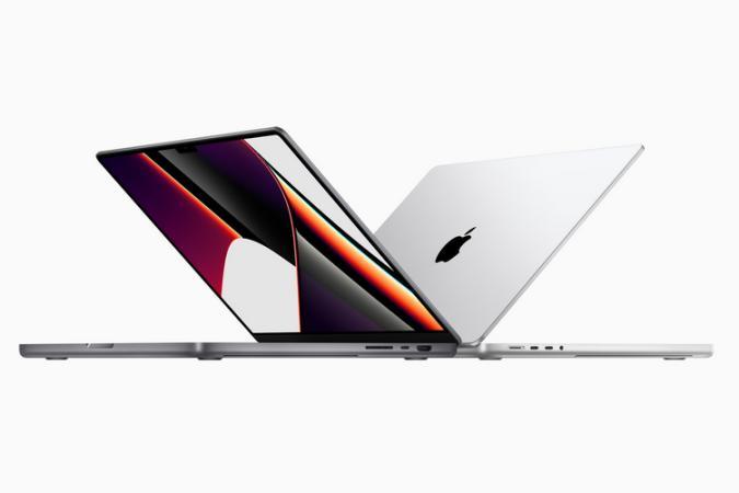 macbook pro with notch