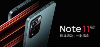 redmi note 11 launch date