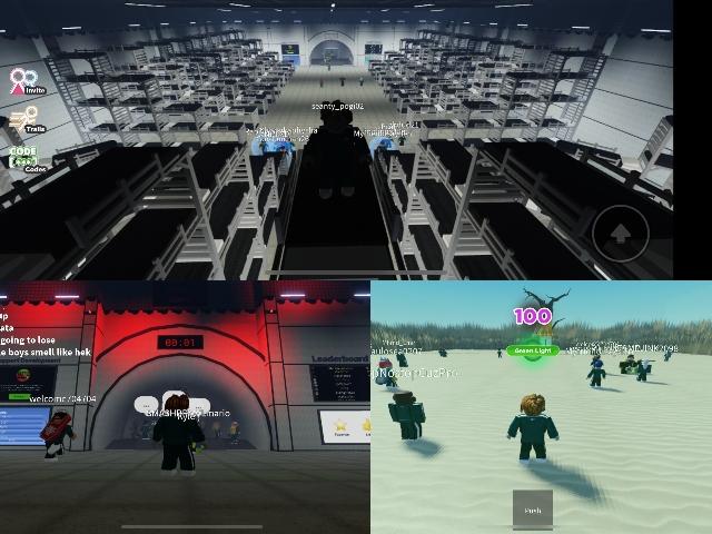 Como jogar minijogos do Squid Game no Roblox no iOS e Android